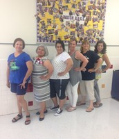Library Ladies and SPED Team