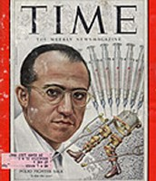 Jonas Salk on Time Magazine