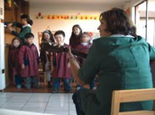 Some people in chile are native teachers