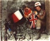 Que ocurría si los tuneles no se encontraban