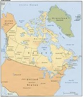 Here is the provinces of Canada.