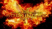 3.) The Hunger Games Mockingjay: Part 2
