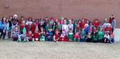 3rd Grade Elf Day