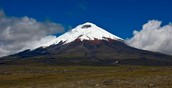 This is Cotopaxi.