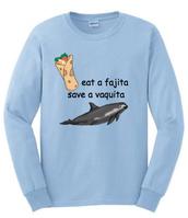 Vaquita Long sleeve shirt