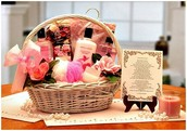 Our buisness sells gift baskets, cookie bouquets, welcome baby baskets etc.