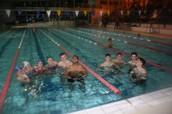 'Splashulations'