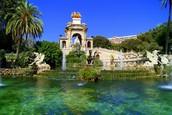 El Parque de Cuitadella