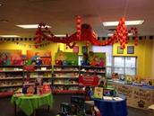 ECC is Hosting a Book Fair!