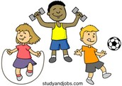 PHYSICAL EDUCATION AROUND THE WORLD