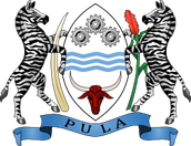 This is the offical Botswanas Coat of Arms