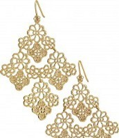 Chantilly Lace Earrings- **SOLD**