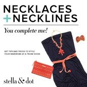 Necklaces and Necklines