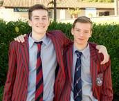 Alumnos de Scotts College en The Mackay School