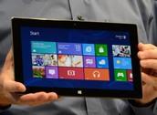 Microsoft 8 Tablet