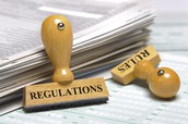 Regulations all business ownerships have to follow:
