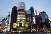 Ciudad De Tokyo