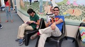 Reading Hero!