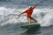 Bethany Surfing Before The Attack