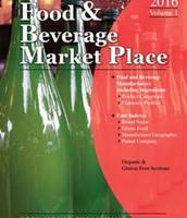 Food & Beverage Market Place 2016 Edition