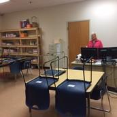 Ms. Jenkins's new class