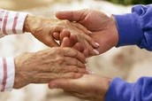 Care giving for an aging parent: taking charge