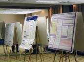 Sign up to present your research.