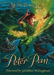The beginning of Peter Pan