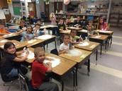 """""""SH"""" Day in Mrs. Cochran's class"""