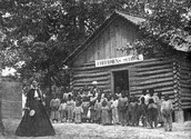 How it helped former slaves in Georgia