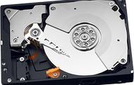 Жесткий диск компьютера.