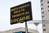 COCAINE: The Warning Signs