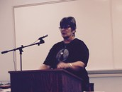 Poet Dr. Linda Opyr Visits ISI & Creative Writing Retreat for Teens