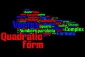 Converting Between Standard and Vertex Form