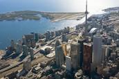 Toronto, Downtown Urbanization