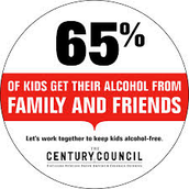 Kids get drinking habits from people around them