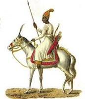 Rajput Warrior