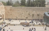 The Western Wall-Kotel