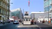 Der Checkpoint Charlie