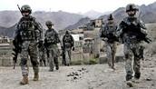 the War in Iraq, or the War in Afganistan