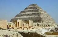 The Pyramid Djoser