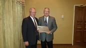 Nebraska Dairyman Receives Public Service to Agriculture Award