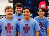 Mashburn Robotics Team to Compete at State Tournament