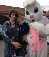 Easter 2014 with Theo