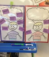 2nd graders are tracking thinking...