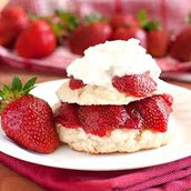 Dessert- Strawberry Shortcake