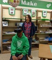Virtual Reality Roller Coaster Rides!