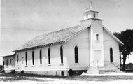 Sweet home baptist church from the Past