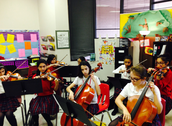 Middle School Advanced Orchestra