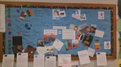 Mrs. Z's genre board!